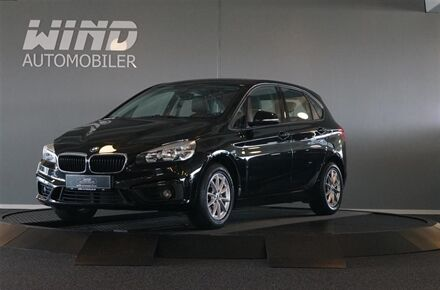 BMW 218d Active Tourer 2,0 D 150HK Stc 6g - Leasing